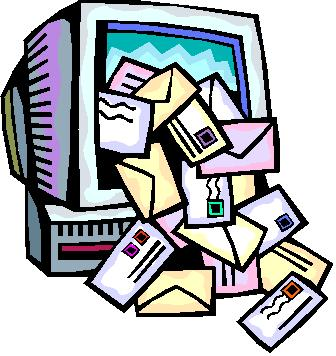 How I plan to win the ongoing battle with email. ©Lisa Call and MakeBigArt - Empowering Artists to Think Big