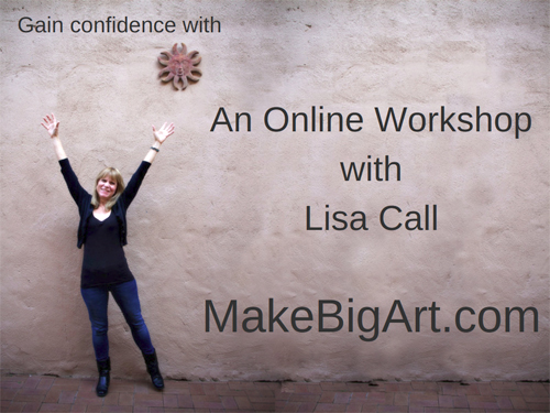 Online Art Classes with Lisa Call